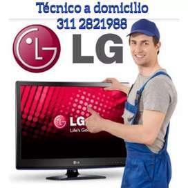 Reparacion televisores leds