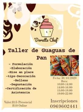 Taller de Guaguas de Pan