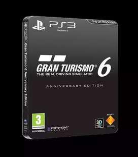 GRAN TURISMO 6 CARRERAS CARROS