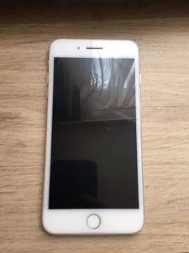 Iphon 8 plus blanco 64 gb
