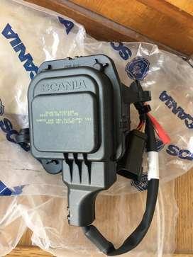 Canilla de calefaccion electronica para scania nueva sin uso