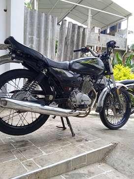 Moto jailing 125. Spor