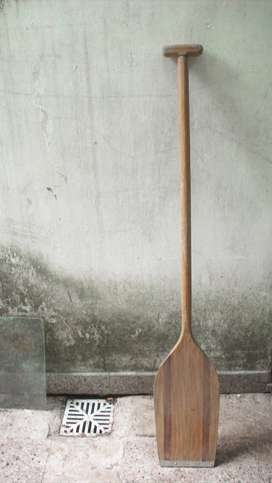 Remo de madera