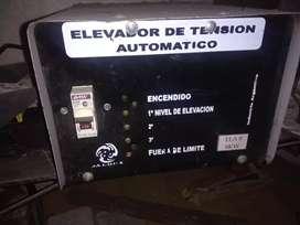 Elevador de tensión 9 w