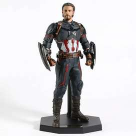 Figura Coleccionable Capitán América