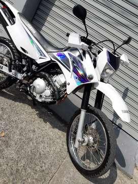 Yamaha xtz250 2019