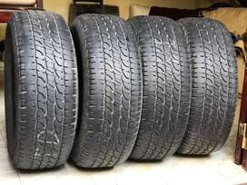 Cubiertas Michelin LTX Force