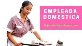 Empleada domestica para Ambato (Ficoa)
