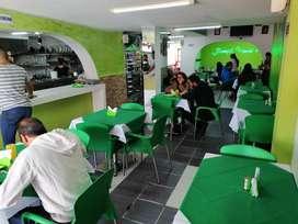 Vendo Reconocido Restaurante