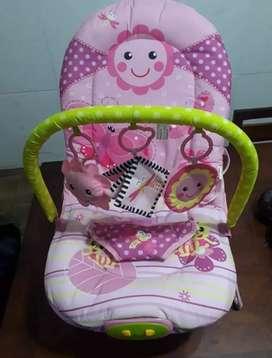Mecedora de bebe