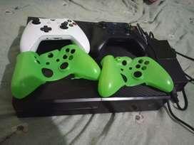 Xbox one dos controles