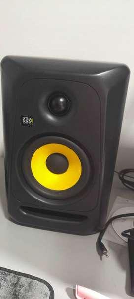 Krk Rokkit monitores de estudio, estado 10/10