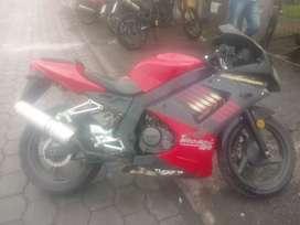 Moto 250 ninja