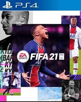 Promoción De Fifa21 Nuevo Sellado Para Estrenar