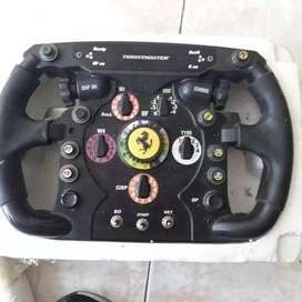 Volante Thrustmaster f1 con la mayoría de sus accesorios(LEER)