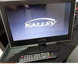 TV kalley de 16 pulgadas con HDMI