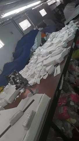 Busco trabajo como cortador textil