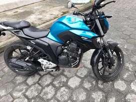 Yamaha 250 fz