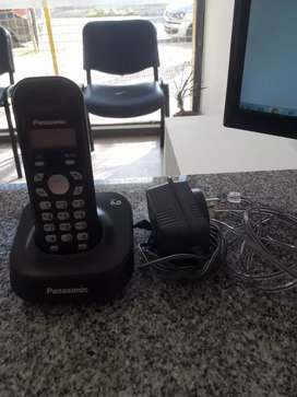 Telefono inalambrico Panasonic KX-TG1311AG 6,5 V=500mA