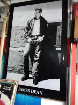 Cuadro James Dean