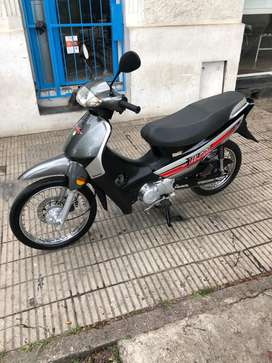 Motomel Blitz V8 2017 Impecable