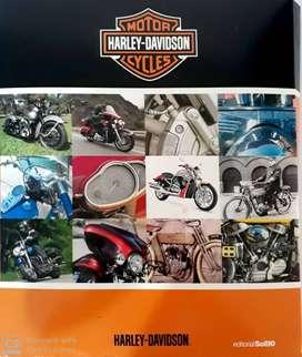 Colección Motos Harley Davidson