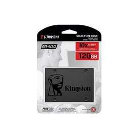 DISCO Kingston A400 SSD 120gb 500mbps EN BLISTER *GTIA OFICIAL*