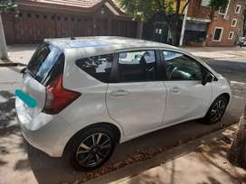 Nissan note exclusive pure drive 2017