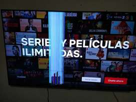Tv samsung 8 series TU8000 crystal de 58""