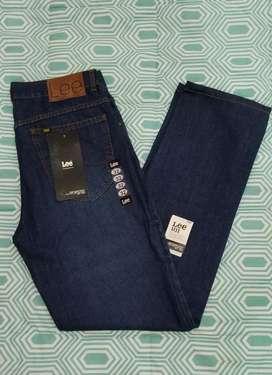 Jeans Lee Original 101 D Hombre Talla 32
