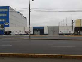 ID 83401 SE ALQUILA LOCAL INDUSTRIAL / COMERCIAL (EX SAT) EN LA CUADRA 4 DE AVENIDA COLONIAL