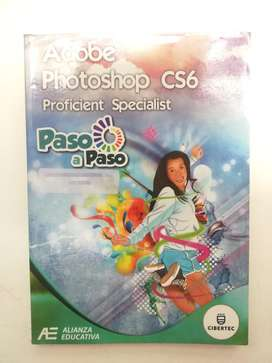 Libro Adobe Photoshop Cs6 Cibertec