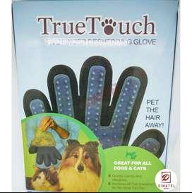 limpia a tu mascota con este guante increible!