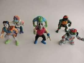 Figuras de TMNT Tortugas Ninja