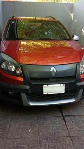 Vendo Renault sandero stepway excelente estado
