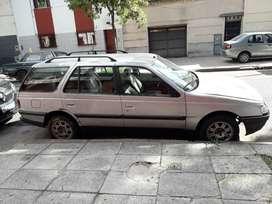 Peugeot 405 rural 93 nafta