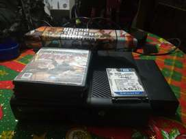 Xbox 360 Ultra slim 5.0 + kinect + Disco duro 320 gb+Dos controles