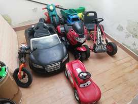 Carros y motos