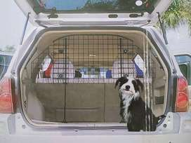 Barrera ajustable de perros para autos - Doggie Blocker