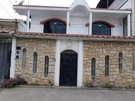 Se Alquila Casa En La Aurora Machala