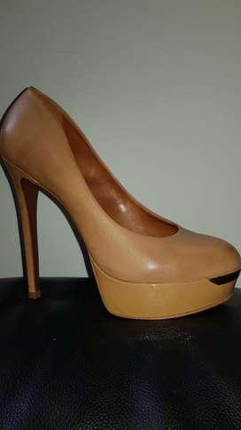 Zapato Alto Vélez