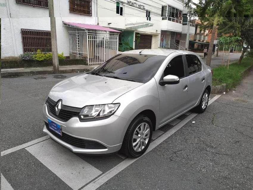 Renault logan 2019 automatico full