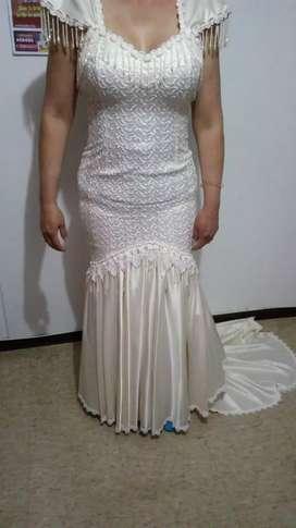 Vendo vestido de matrimonio