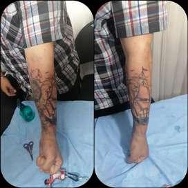 Tatuajes profesionales a excelentes precios.