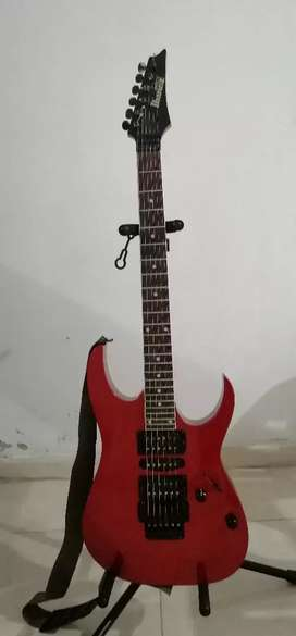 Vendo Guitarra Ibanez, usado segunda mano  Cartago