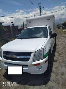 Vendo Chevrolet luv dimax 2013 con puesto