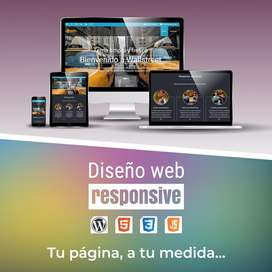 Desarrollo de Páginas Web!