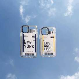 CASE PARA IPHONE (LOS ANGELES Y NEW YORK)