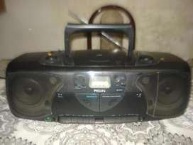 Radiograbador Philips Az 8351/01 Radios Am/fm Caset No Envio