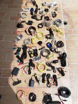 Cables vga rca hdmi convertidores y mas